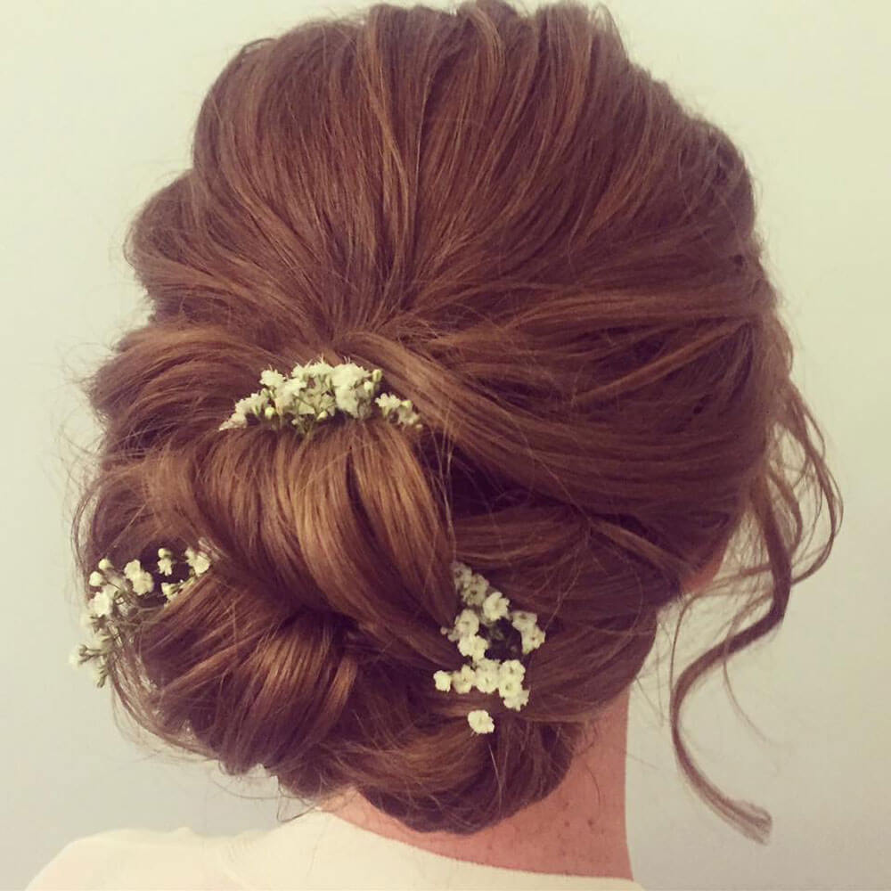 The Pippa - Wedding Hair Style