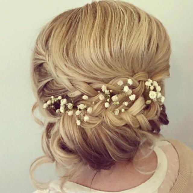 Bridal Makeup & Hair Image Style 2