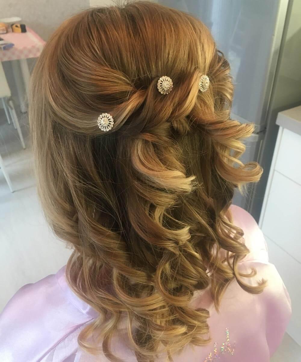 Easter-Wedding-Bridesmaid-Hair