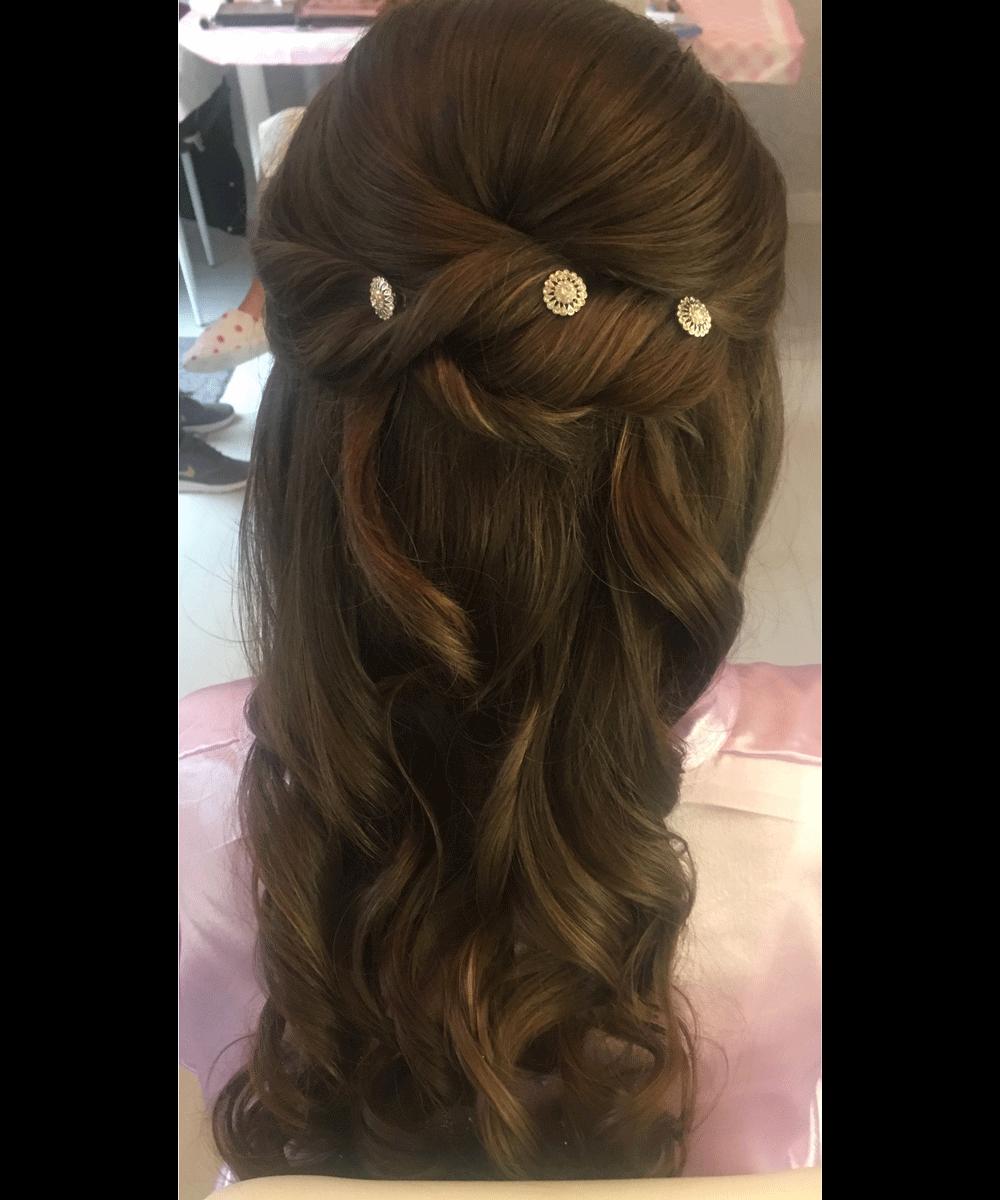 Easter-Wedding-Bridesmaid2-Hair